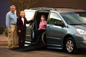 Van Products Wheelchair Accessible Vans