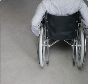Wheelchair - Cerebral Palsy