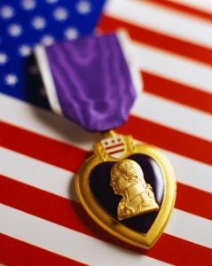 Purple Heart Veterans