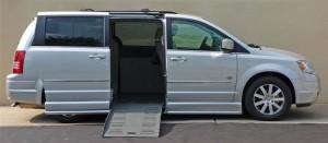 new wheelchair van