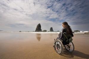 wheelchair accessible beach vacation