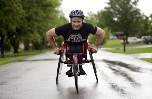 wheelchair racing spina bifida