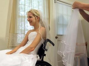 Rachelle Friedman Wedding