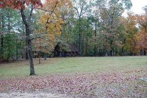 Camp Kirkwood cabin
