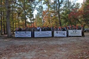Pender County Possible Hunt, held November 2011