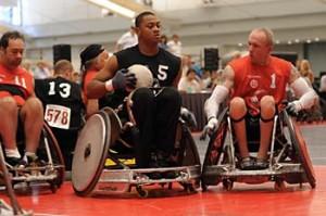 2012 National Veterans' Wheelchair Games