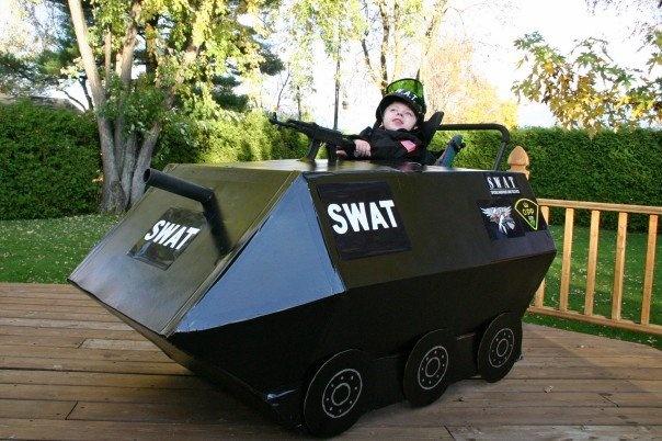 S.W.A.T. costume