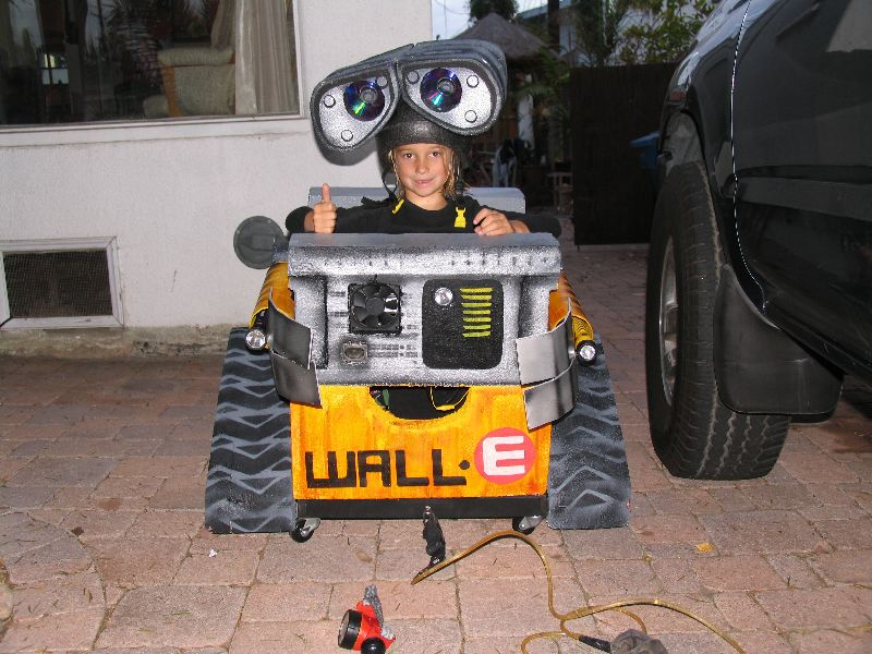 wall-e via NAPA