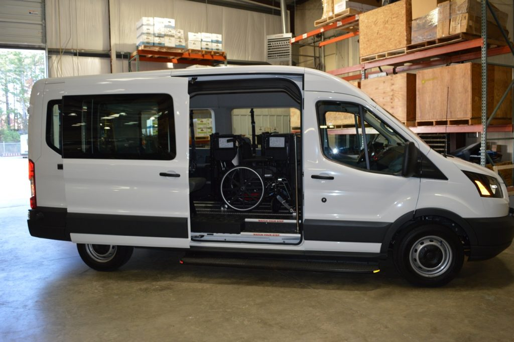 46f62a3dec Handicap Accessible Ford Transit Connect Conversion