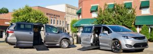 2 Wheelchair Accessible Vans Benson NC